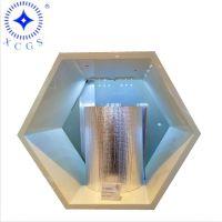 钢结构厂房双层夹筋小气泡铝箔隔热材