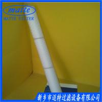 FPLSF-P1-5-6006S聚丙烯(PP)反渗透保安过滤器滤芯新乡迈特