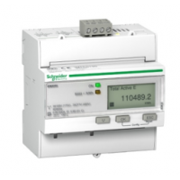 施耐德iEM3000导轨安装三相电能表