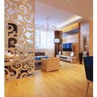 北京厂家专业定制家居板门口鞋柜玄关隔断板大厅隔断雕花板镂空板