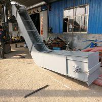 垃圾废料刮板输送机 MZ型炉灰渣耐高温刮板输送机