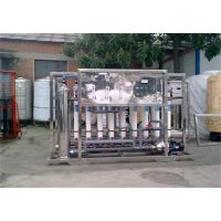 面包加工厂用食品级不锈钢反渗透设备 厂家直销水处理设备