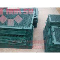 【现货供应】镀锌板网、斜方网、钢板网围栏、框架护栏