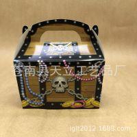 卡通手提蛋糕盒4寸6寸8寸10寸烘焙纸盒定制方形瓦楞折叠包装盒子