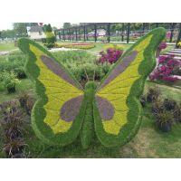 绿色仿真草坪植物造型雕塑 成都厂家定制 仿真造型多样