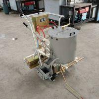 热熔反光线标线机 手推自走式路面划线机 热熔划线机厂家报价