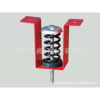 风机中央空调等吊装设备用HV型吊式弹簧减震器 吊装弹簧减震器