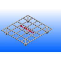 现货供应 四周圆角 铁卡板 国家专利 可堆叠 钢托盘 金属