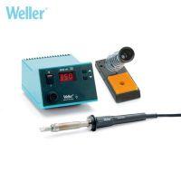 德国品牌威乐WELLER正品WSD151电烙铁150W大功率数显恒温焊台套装