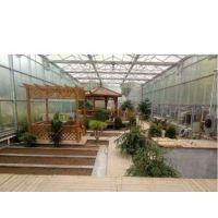 生态园艺温室建造