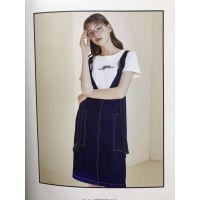 朗斯莉2019春夏装【现货】无库存服装进货厂家