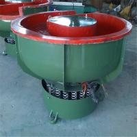 铁件除锈研磨机 安全可靠铜铝五金类振动抛光机 380v铝型材抛光机