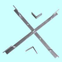 用于高空线路盘线的余缆架YLJ 预留架的外盘安装形式