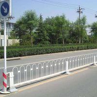 厂家直销 市政锌钢道路护栏 防撞交通道路中央隔离护栏 围墙护栏 塑钢护栏
