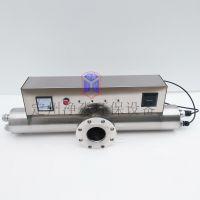 您需要定制80进水口,两个50出水口紫外线消毒杀菌器水处理设备吗