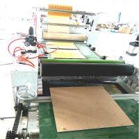 大板贴面机 发泡板pur热熔胶贴面机 新型冷转印覆面机