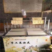 明光豆腐皮加工设备直销 豆皮机生产设备薄利多销