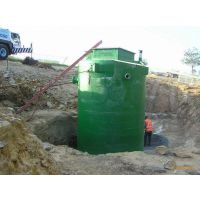 智能化污水雨水收集提升泵站