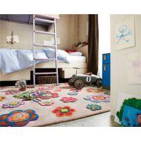 鹿邑县宾馆工程装修地毯定做 卧室拼接方块地毯