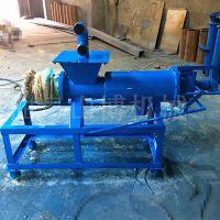 纸厂污水处理设备 纸浆干湿分离机 污水固液分离机