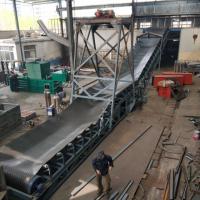山东科阳专业生产 大型皮带输送机 小型粮食传送带 重型矿用输送带AAA