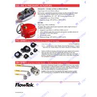 美国Flow-Tek SRH系列弹簧回位手柄 原装进口