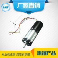 专业销售 单相微型外转子减速电机 齿轮减速永磁无刷电机