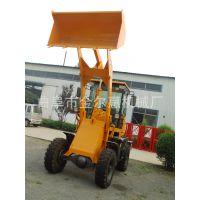 农用建筑装载小铲车 轮式小型装载机 液压助力小型铲车重工