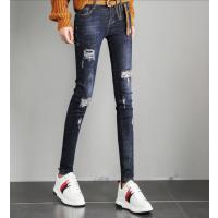 甘肃酒泉便宜牛仔裤批发工厂大量库存低价牛仔裤爆款韩版牛仔裤批发