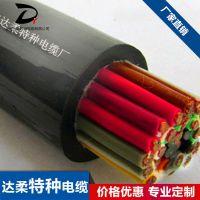 现货直销聚氨酯电缆 高品质聚氨酯柔性电缆 耐磨热塑性聚氨酯电缆
