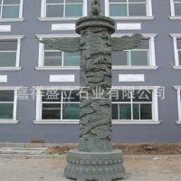 供应石雕盘龙仿古柱子 天安门圆龙柱 文化柱 罗马柱