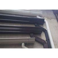 兴化成品檐槽天沟K型安装方法_水槽安装