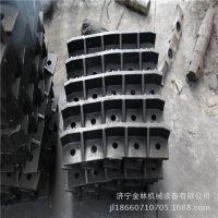 金林机械直销40T型压链块 输送刮板机配件