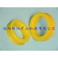 矿用猴车轮衬 聚氨酯猴车轮衬 橡胶圈价格