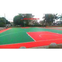 常德小区彩色运动场篮球场地胶施工,安乡县室外塑胶球场设计方案