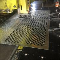 镀锌冲孔板,机械冲孔网板,装饰穿孔板唯奥专属