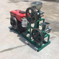大米膨化机视频 粮面组合装膨化机