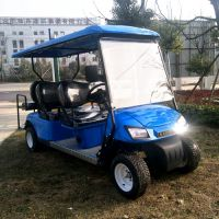 供应AS-0064电动6座高尔夫球车