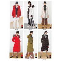 北京羽芮品牌货源女装折扣尾货货源一件代发厂家直销多种款式多种风格