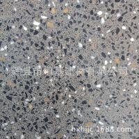 高品质耐磨防滑无毒预制水磨石板材 厂家定制水磨石地板砖