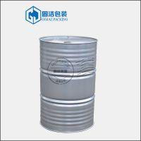 液体化工行业销售南京固洁200L闭口镀锌桶化工铁桶包装