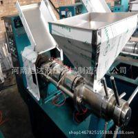 直销6YL-95新型螺旋榨油机125型菜籽榨油机 高收益投资少的榨油机