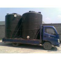 厂家直供西安5000L塑料甲醇桶 陕西5吨甲醇储罐 5吨PE桶