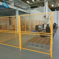 设备安全隔离网/厂房隔断防护网