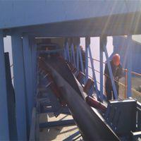 管状皮带机炉渣专用 规格齐全