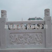 供应优质大理石护栏 石头雕刻精品组合栏板