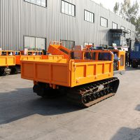 8吨高速履带运输车 山路拉材料农用车哪有卖
