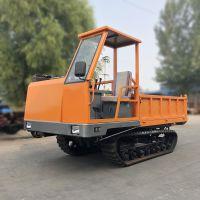 30马力农用四驱管理机 小型履带自卸车 优质履带无级变速运输车
