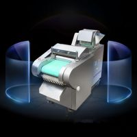 驰航厨房用马铃薯切丁机 多功能型电动切菜机 660型果蔬加工设备