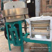 芝麻酱油电动石磨 磨面专用电动石磨 早餐店专用石磨 型号齐全